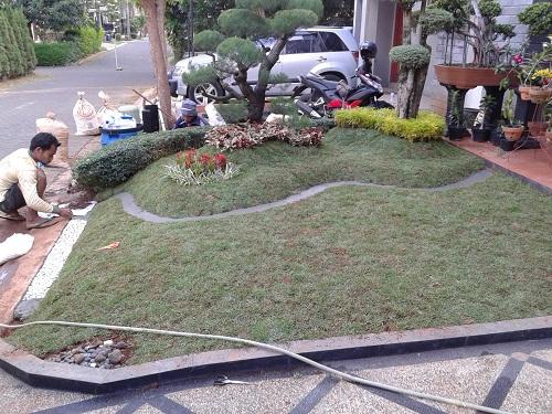 taman minimalis sesuai dengan kebutuhan anda dan dapat disesuaikan dengan anaggaran anda